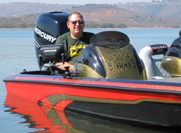 BigB's Crackleback 600 - Verado 300